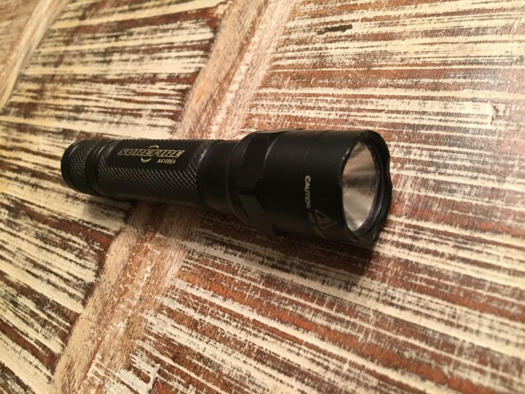 Surefire E2E Flashlight