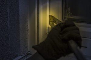 Burglar Home Invasion