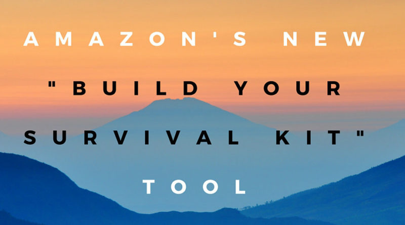 Amazon Survival Kit Tool