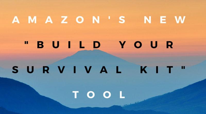 Amazon Survival Kit Tool