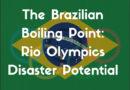 Rio Olympics Risk Assessment