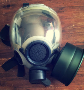 MCU-2/P Gas Mask