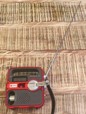 Eton FR360 Radio Charger Flashlight