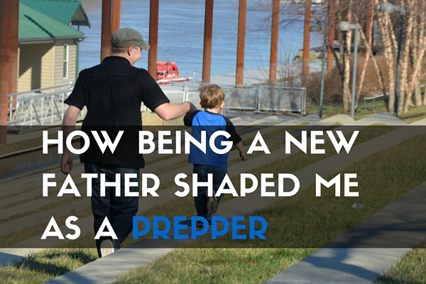 How Being a New Father Shaped Me as a Prepper