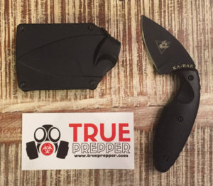 KA-BAR TDI law enforcement knife