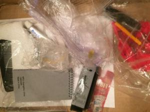 Guardian Survival Kit Candle Leak