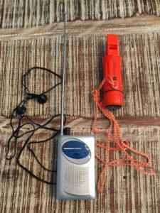Guardian Survival Kit Communication