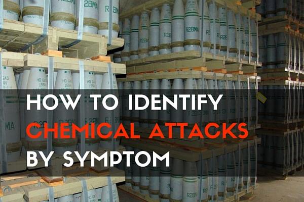 How to Identify Chemical Attacks by Symptom