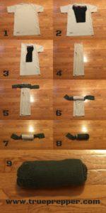 Skivvy Roll Instructions