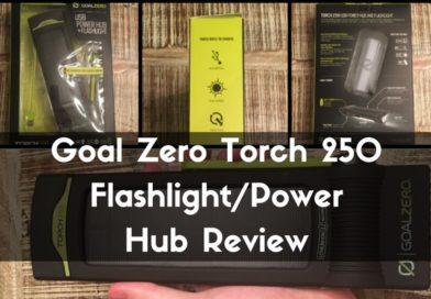 Goal Zero Torch 250 Flashlight Review
