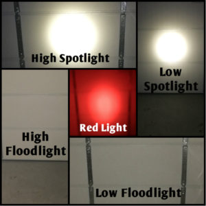 Torch 250 Flashlight Modes