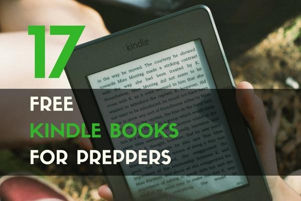 17 Free Kindle Books for Preppers | TruePrepper