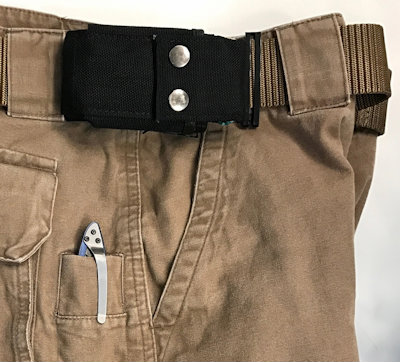 EDC Holster on Belt