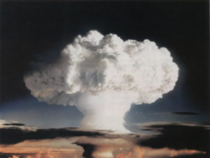 Ivy Mike Nuclear Bomb