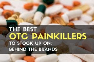 The Best OTC Painkillers to Stock Up On- Behind the Brands