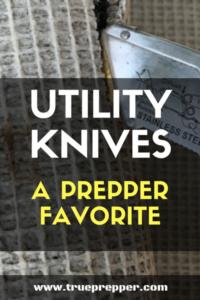 Utility Knives
