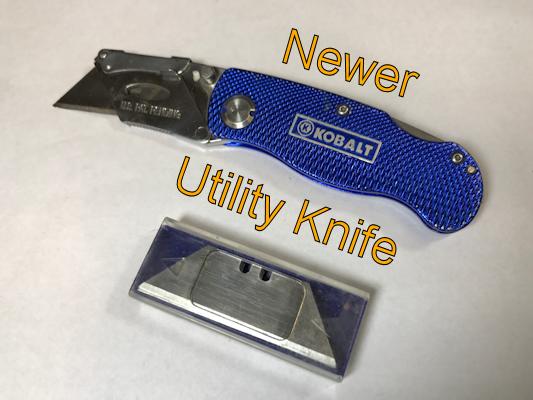 Newer Utility Knife