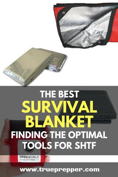 The Best Survival Blanket – Finding the Optimal Tools for SHTF