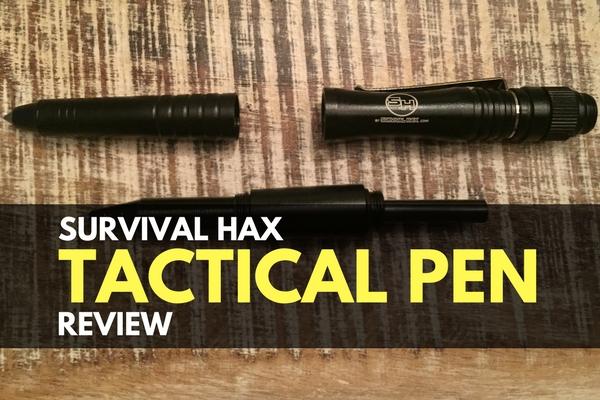 Survival Hax Tactical Pen Review