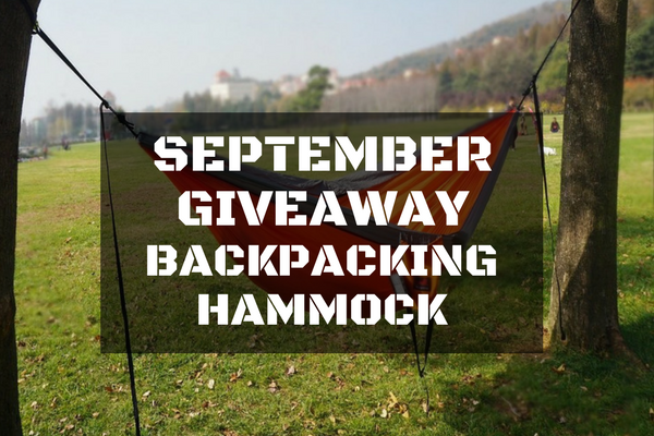 TruePrepper Hammock Giveaway
