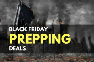 Black Friday Prepping Deals