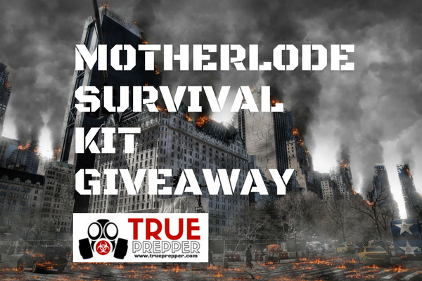 Motherlode Survival Kit Giveaway