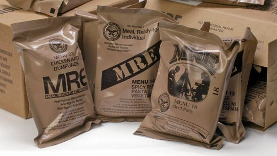The Best MRE