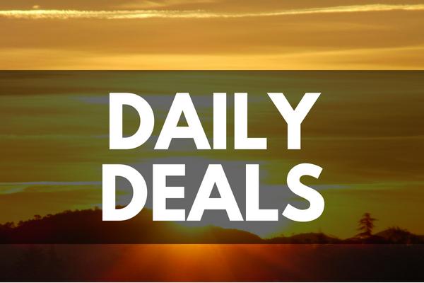 Prepper Daily Deals