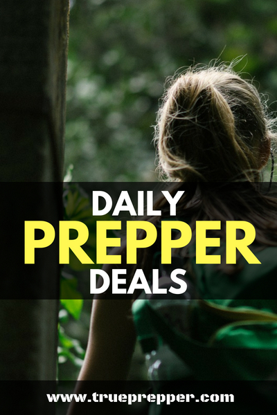 Daily Prepper Deals