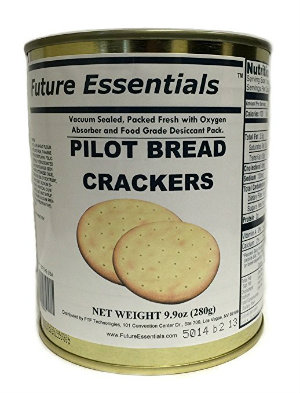 Survival Pilot Bread
