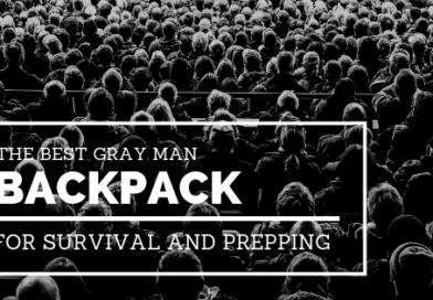 Best Gray Man Backpack