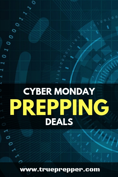 Cyber Monday Prepping Deals