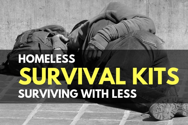 Homeless Survival Kits