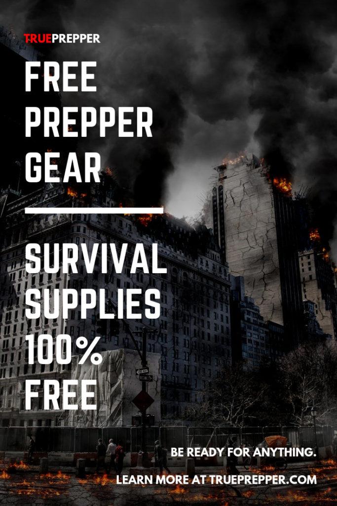 Free Prepper Gear