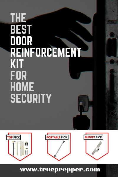 The Best Door Reinforcement Kit for Home Security