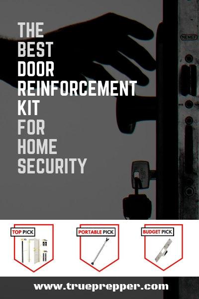 The Best Door Reinforcement Kit for Home Security