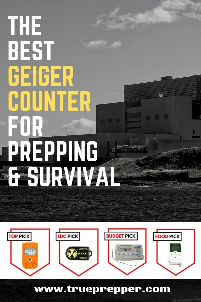 Best Geiger Counter for Prepping and Survival
