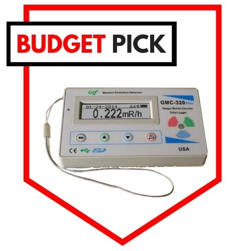 GQ GMC320 Plus Geiger Counter