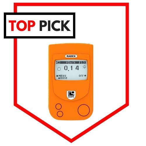 Radex RD1503+ Geiger Counter