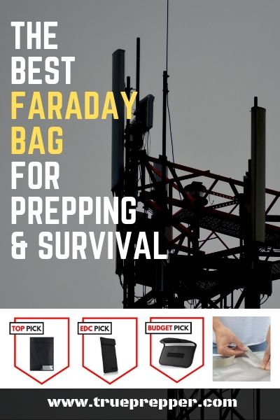 Best Faraday Bag for Prepping & Survival