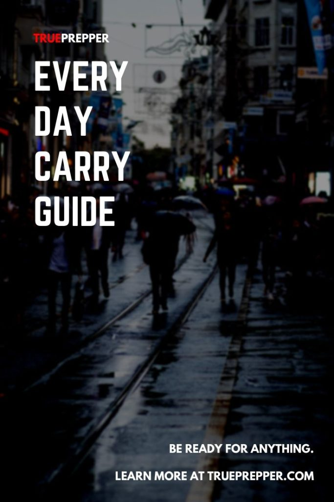 Every Day Carry EDC Guide