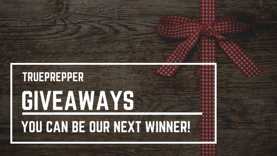 TruePrepper Giveaways
