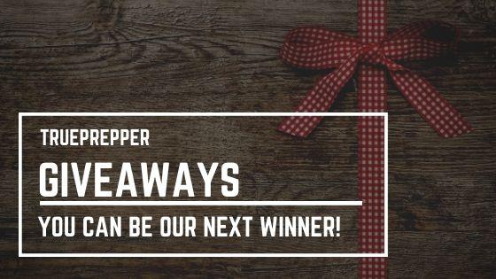 TruePrepper Giveaways