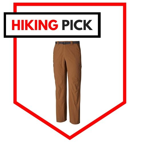Hiking Gray Man Pants