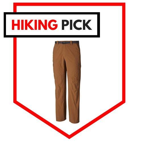 Hiking Gray Man Pants