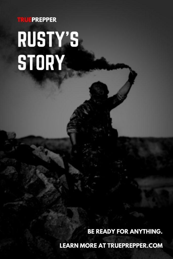 Rusty's Story
