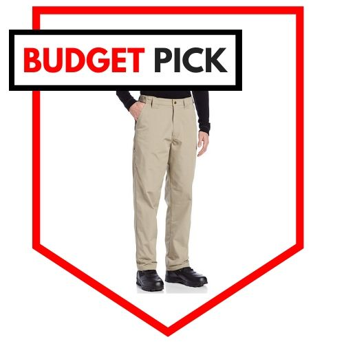 Budget Gray Man Pants