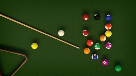 Billiards or Pool