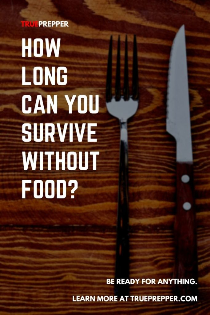 How Long Can You Survive Without Food?