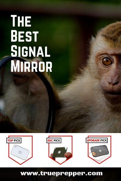 The Best Signal Mirror